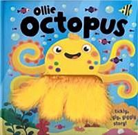 Wiggly Fingers Octopus Children's Book
