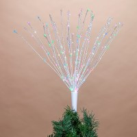 "22"" LED Microlight Starburst Tree Topper"