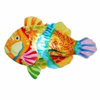 12' Multicolor Capiz Clownfish Plaque
