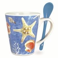 12 Oz Shell Mug