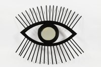 """16"""" Eye With Lashes Mirror"""