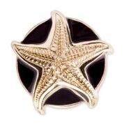 Adrian Black Starfish Snap