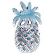 Kacee Torquoise Pineapple Snap