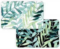 "11"" x 17"" Gossamer Palms Reversible Placemat"