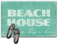 """20"""" x 30"""" Beach House Cush Mat"""