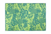 Tropical Leaves Dish Drying Mat