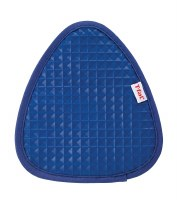 "9"" T-Fall Blue Silicone Pot Holder"