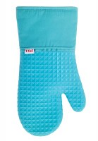 "13"" T-Fal Breeze Silicone Oven Mitt"