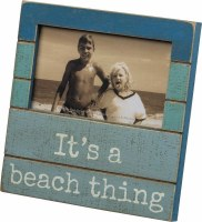"5"" x 3"" Beach Thing Picture Frame"
