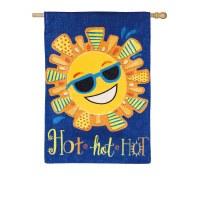 "29"" x 43"" Hot Sun Flag"