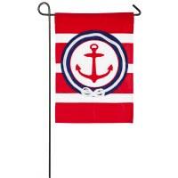 """12' x 18"""" Mini Anchor Strip Flag"""