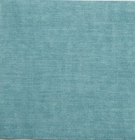 """Pack of 21 5"""" x 5"""" Turquoise PULP Luxery Beverage Napkin"""