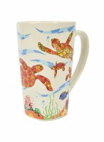 16 Oz. Sea Turtles Mug