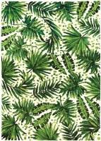 5' x 7' Rain Forest Rug