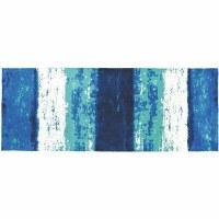 1.9' x 4.6' Blue Skies Rug