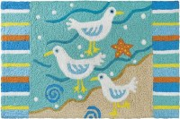 "21"" x 33"" Sassy Seagulls Rug"