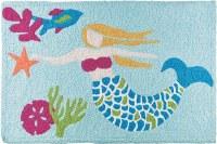 """20"""" x 30"""" Lets Be Mermaids Rug"""