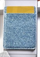 Blue Sparkle Phone Sleeve