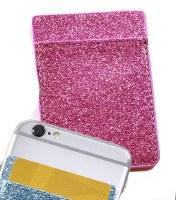 Pink Sparkle Phone Sleeve