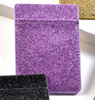 Purple Sparkle Phone Sleeve