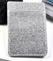 Silver Sparkle Phone Sleeve