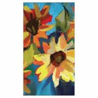 """8"""" x 5"""" Sunflower Guest Towel"""