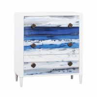 "32"" 3 Drawer Beach Horizon Cabinet"