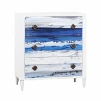 """32"""" 3 Drawer Beach Horizon Cabinet"""