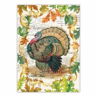 Fall Harvest Kitchen Towel
