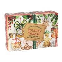 4.5 oz Holiday Treats Box Soap