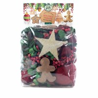 Bag of 9 Oz Holiday Treats Potpourri