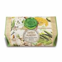 8.7 Oz Sweet Almond Soap Bar