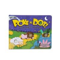 Good Night Animals Poke-A-Dot Book