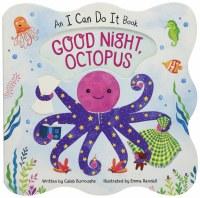 Good Night Octopus Book