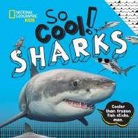 So Cool! Sharks Book