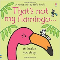 That's Not My Flamingo Book