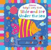 Babies Very First Slide and See Under the Sea Book