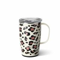 18 Oz Luxy Leopard Mug Swig