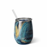 14 Oz Starry Night Stemless Swig