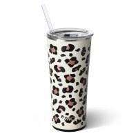 22 Oz Luxy Leopard Tumbler Swig