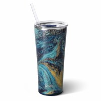 22 Oz Starry Night Tumbler Swig