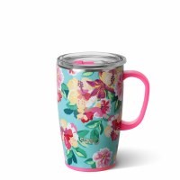 18 Oz Island Bloom Mug Swig