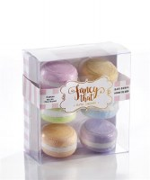 Box of 6 Macaron Bath Bombs