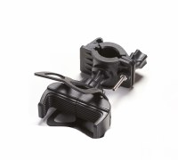 Black Bike Phone Holder