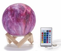 "6"" LED Orb With Stand"