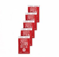 Pack Of 5 Stain Rescue Wipes