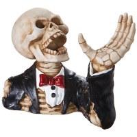 """12"""" Skeleton Bottle Holder"""