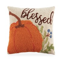 "16"" Square Blessed Pillow"