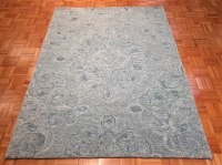 3.3' x 5.3' Seafoam Ashley Serenity Rug