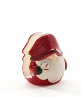 "4"" Red Gnome Napkin Holder"